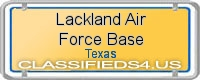 Lackland Air Force Base board